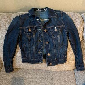 Like-new American Eagle Denim Jacket